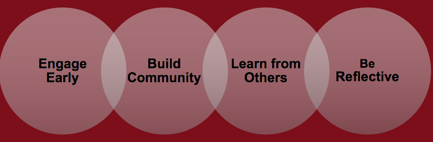 Engage Early, Build Community