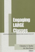 Engaging Large Classes Book Cover