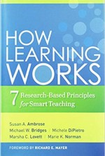 How Learning Works Book Cover